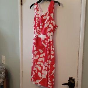 Nordstrom pink summer dress